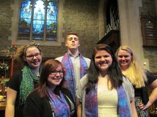 Westminster Presbyterian Church - Our Stories