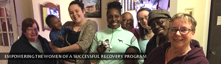 Empowering the women of a successful recovery program