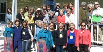 Past Women's Retreat in Cape May